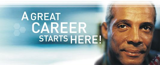 A Great Career Starts Here!